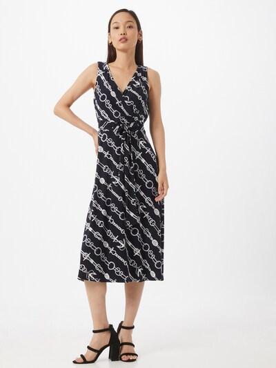 Lauren Ralph Lauren Letní šaty 'CARANA' - námořnická modř / bílá, Model/ka