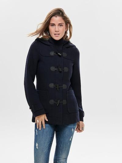 ONLY Manteau mi-saison 'CASSIE RIANNA' en bleu nuit, Vue avec modèle