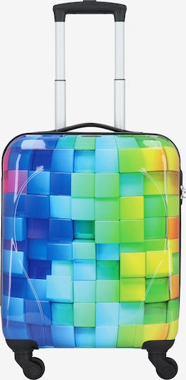 Nowi Trolley in mischfarben, Produktansicht