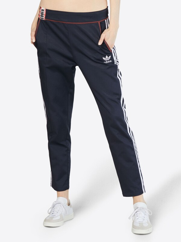 Broek ' Adidas 'active NachtblauwWit Originals Icons Track In mNy0v8nwO