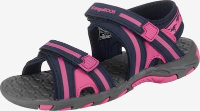 KangaROOS Sandalen 'Corser' in dunkelblau, Produktansicht