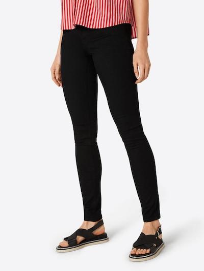 Tommy Jeans Jean 'Sophie' en noir denim, Vue avec modèle