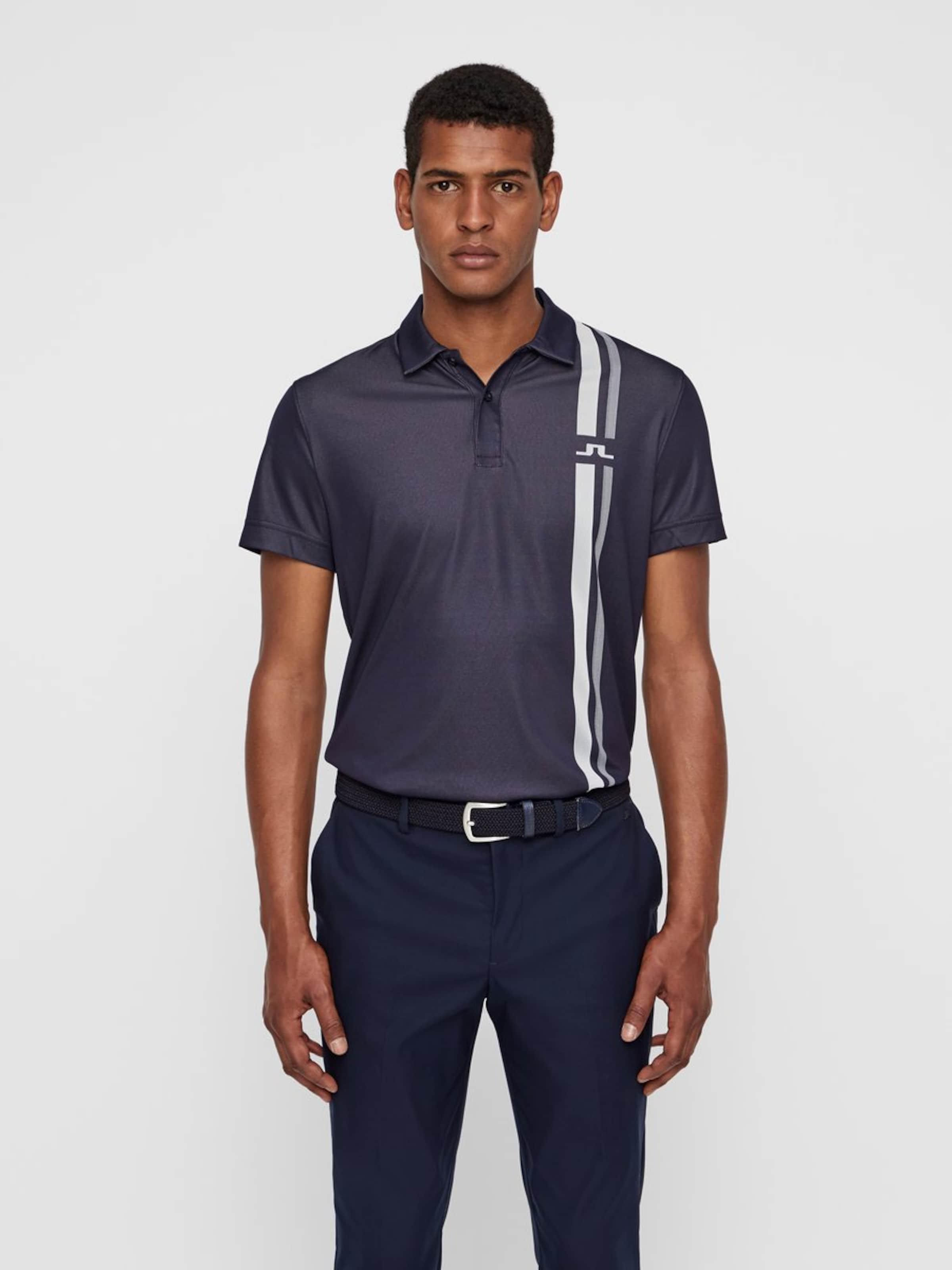 T shirt Marine J Bleu En lindeberg lKFcTJ1