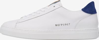 Marc O'Polo Sneaker in blau / weiß, Produktansicht