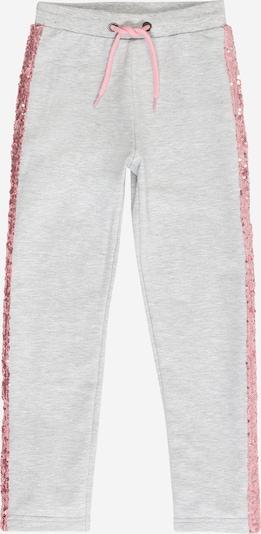 BLUE SEVEN Hose in grau / pink, Produktansicht