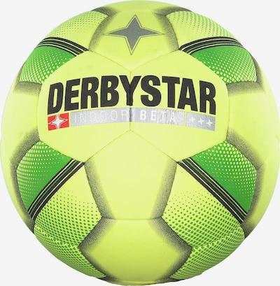 DERBYSTAR Fußball in gelb / neongrün, Produktansicht
