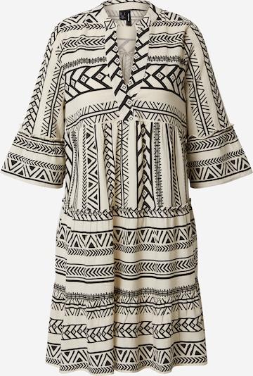 VERO MODA Kleid 'Dicthe' in schwarz / offwhite, Produktansicht