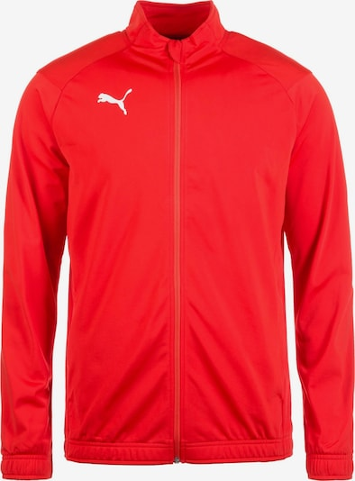PUMA Sportjas 'Liga' in de kleur Rood, Productweergave