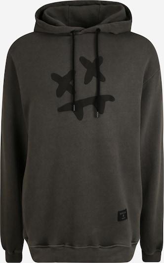SikSilk Sweater majica 'Steve Aoki' u antracit siva / grafit siva, Pregled proizvoda