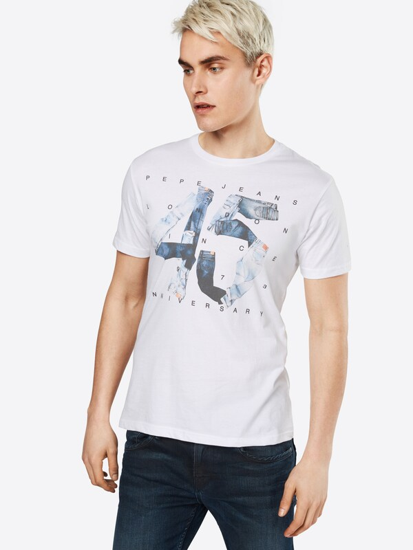 Pepe Jeans T-Shirt '45 ANNIVERSARY MEN'