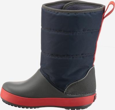 Crocs Stiefel in dunkelblau, Produktansicht