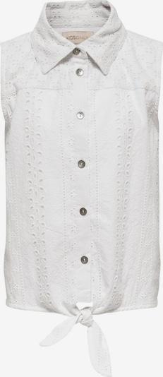 KIDS ONLY Hemd in weiß, Produktansicht
