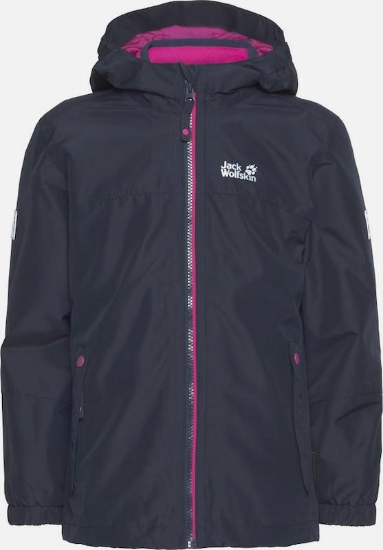 Adidas Jacke Kinderjacke Übergangsjacke Gr. 128 blau