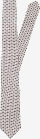Jacques Britt Krawatte in hellbraun / dunkelbraun, Produktansicht