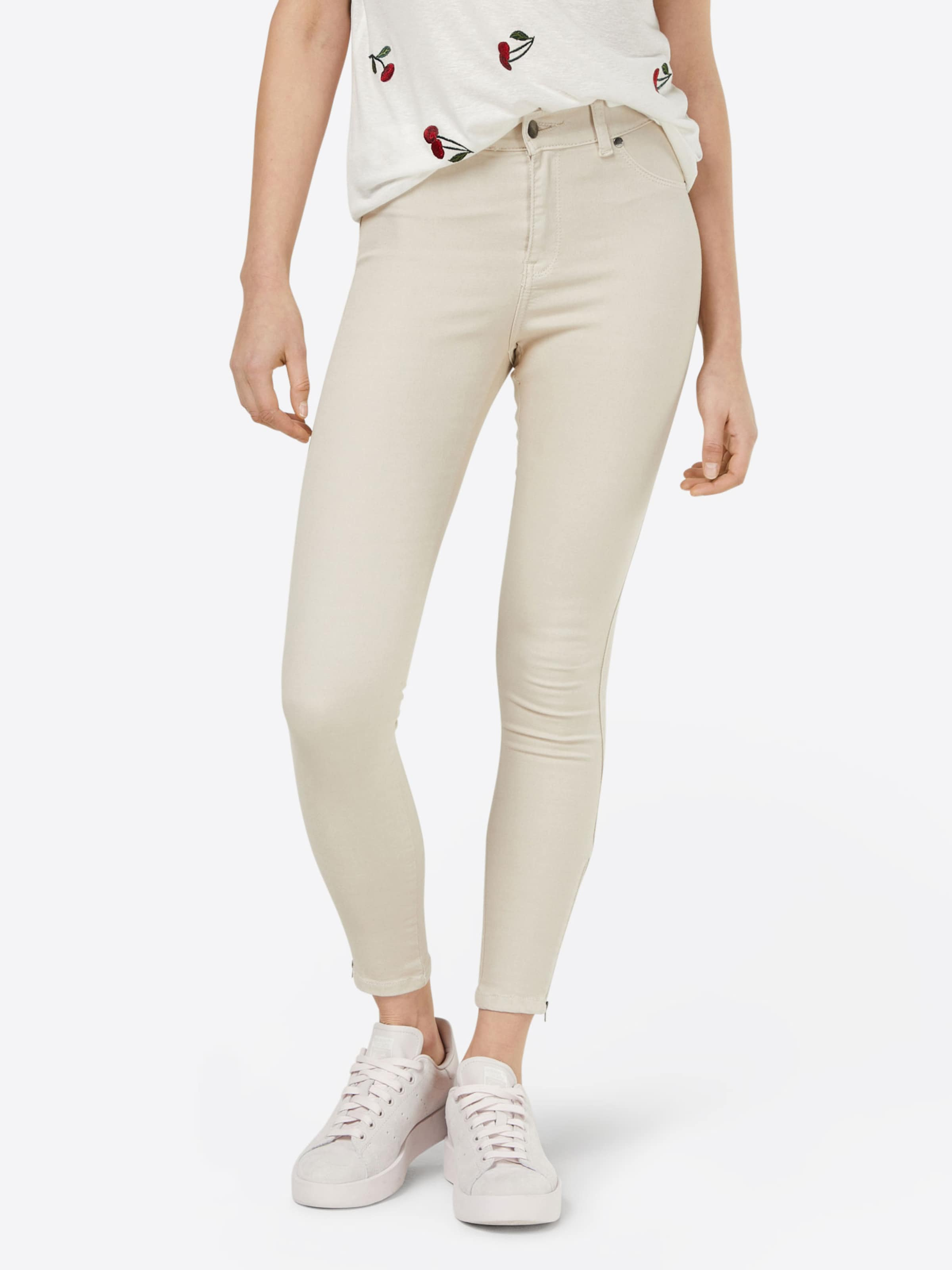 'domino' High Beige In DrDenim Waist Jeggings kXPTwOZiu