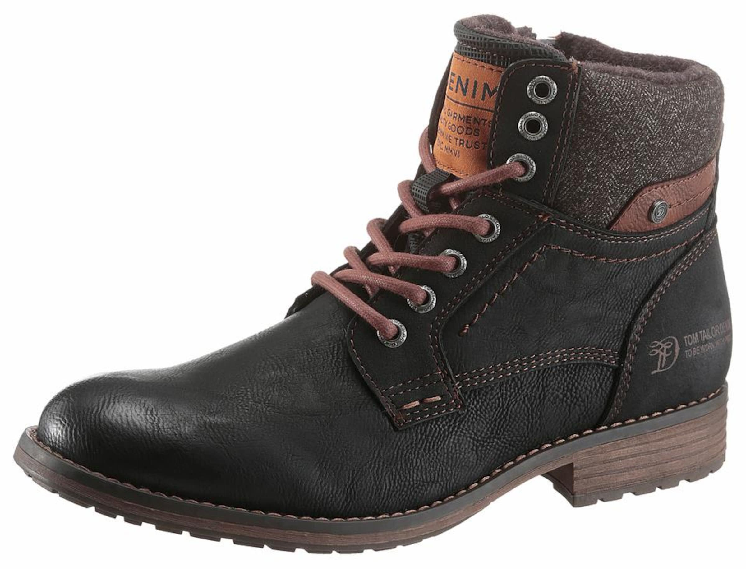 Haltbare Mode billige Schuhe TOM TAILOR | Winterstiefel Schuhe Gut getragene Schuhe