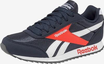 REEBOK Sneaker in dunkelblau / rot / weiß, Produktansicht