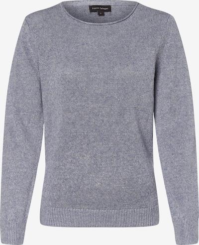 Franco Callegari Pullover in taubenblau, Produktansicht
