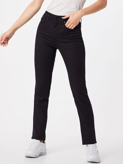 Mavi Jeans 'DARIA' in black denim, Modelansicht