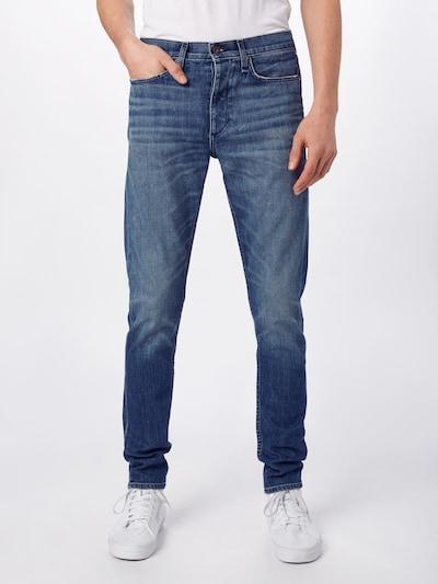 rag & bone Jeans 'FIT 2' in blue denim: Frontalansicht