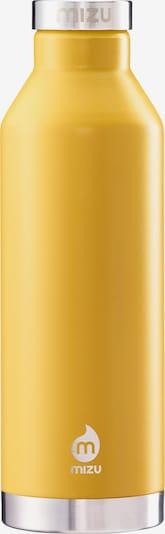 MIZU Isolierflasche in gelb, Produktansicht