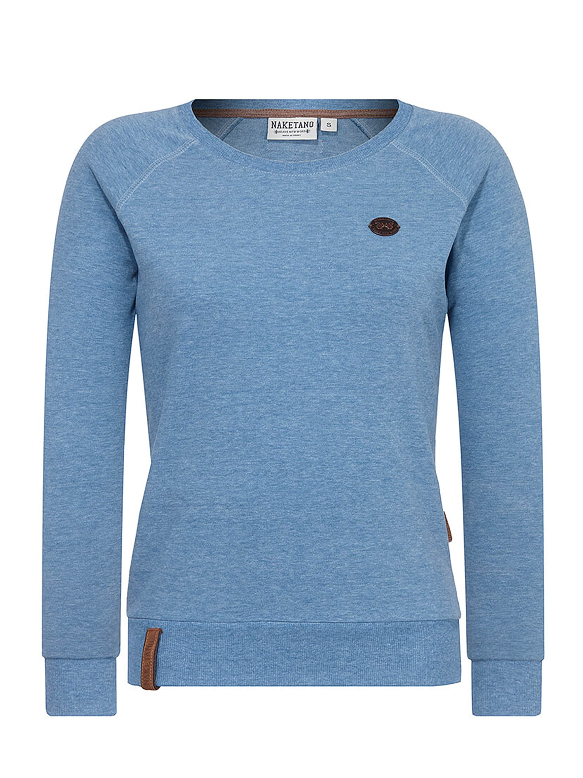 En Naketano Bleu shirt Roi Sweat 'krokettenhorst' ARqS534Lcj