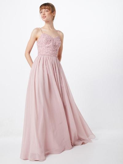 Rochie de seară Laona pe roze, Vizualizare model