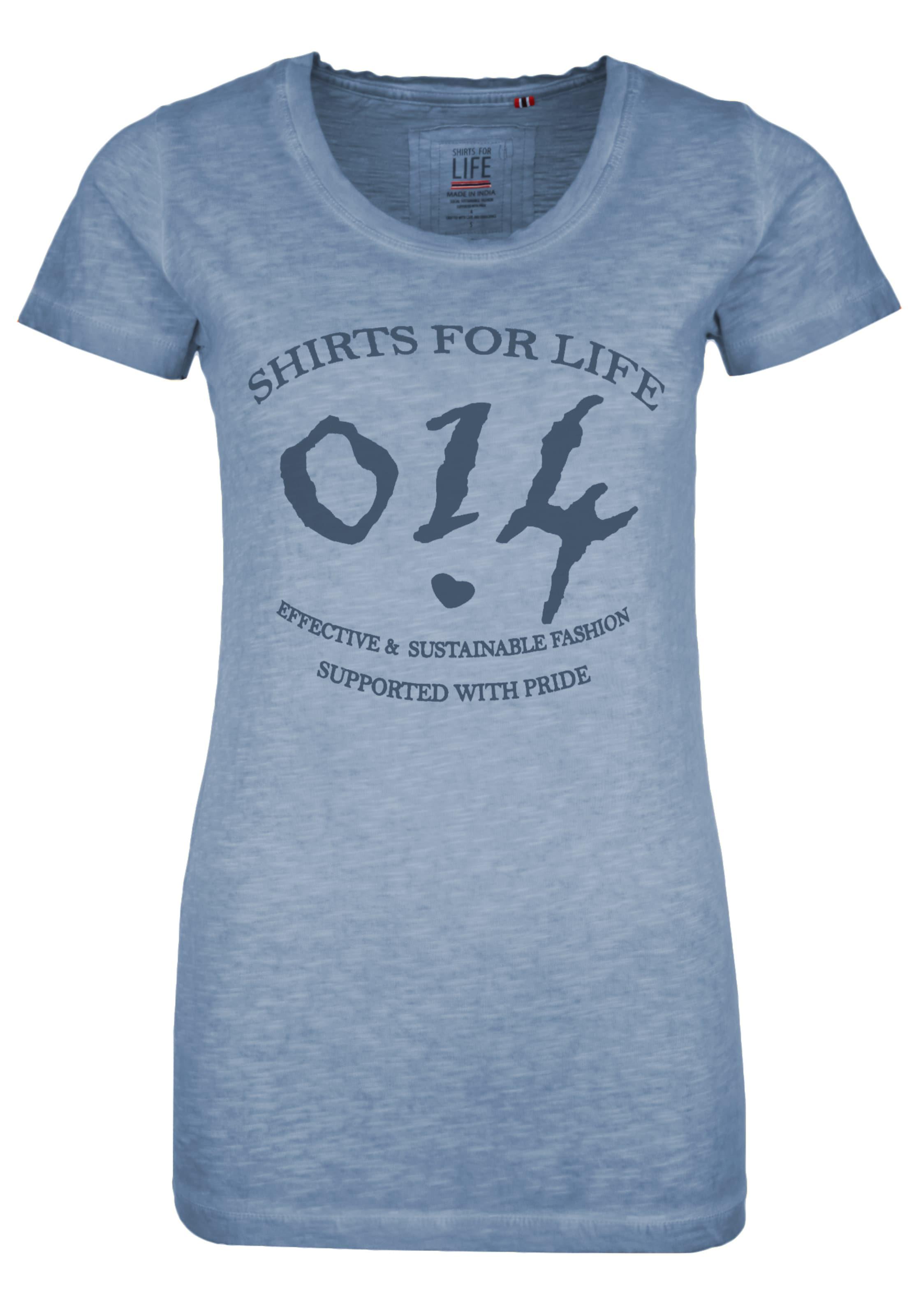 Rauchblau shirt In Life For Shirts T 'mara' c35ALj4RqS
