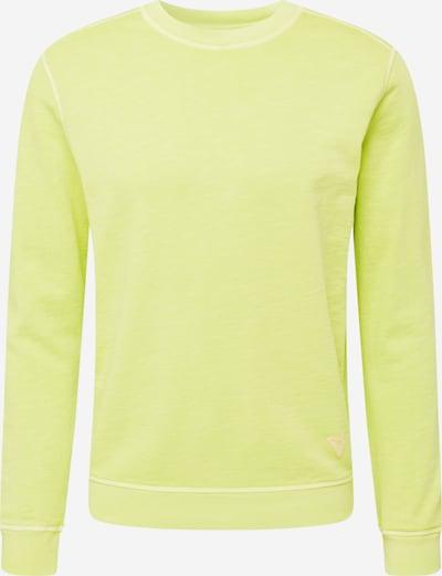 CINQUE Sweatshirt 'SVEN' in de kleur Geel, Productweergave