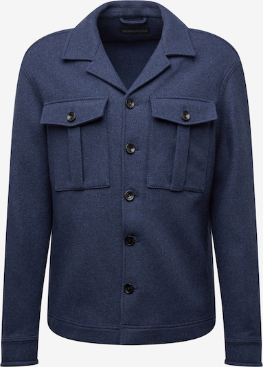 DRYKORN Jacke 'ROONIN' in dunkelblau, Produktansicht
