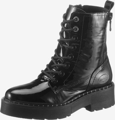 Dockers by Gerli Lace-up bootie in black, Item view
