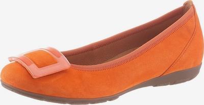 GABOR Ballerina in orange, Produktansicht