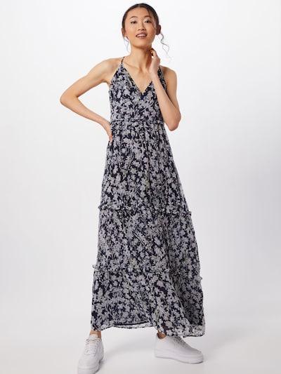 Superdry Kleid in navy / mischfarben, Modelansicht