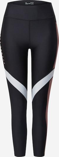 UNDER ARMOUR Sportovní kalhoty - růžová / černá / bílá, Produkt