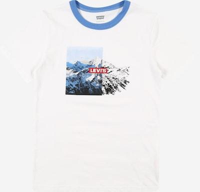 LEVI'S Shirt in mischfarben / weiß, Produktansicht
