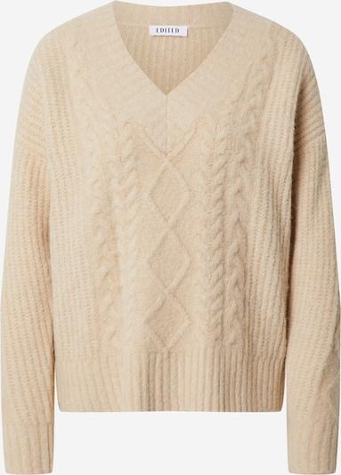 EDITED Sweter 'Selina' w kolorze beżowym, Podgląd produktu