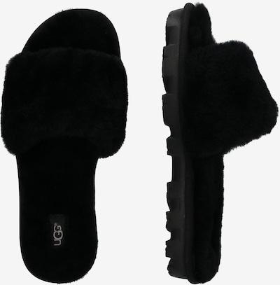 UGG Pantoufle 'COZETTE' en noir: Vue de profil