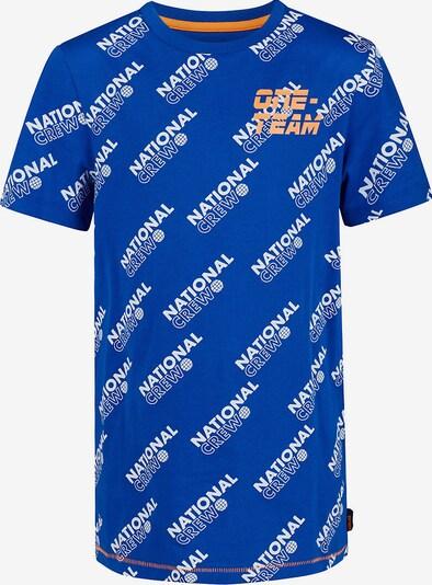 WE Fashion T-shirt 'Mason' in blau, Produktansicht