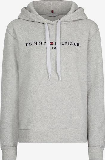 TOMMY HILFIGER Sweatshirt in nachtblau / graumeliert, Produktansicht