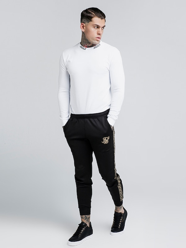 Siksilk shirt En En Blanc Siksilk Blanc Siksilk T shirt T lc1FTKJ