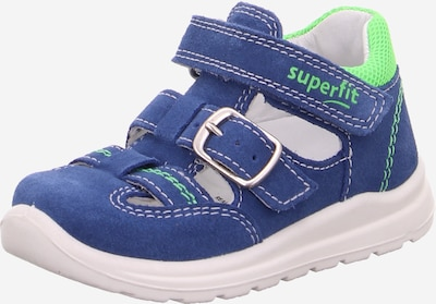 SUPERFIT Lauflernschuh 'Mel' in navy / mint, Produktansicht
