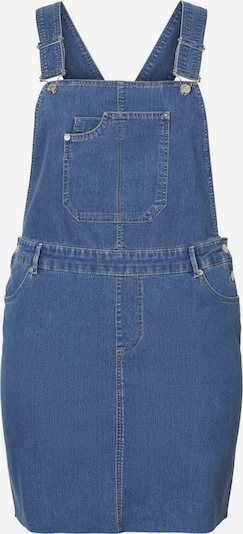 Vero Moda Curve Kleid in blue denim, Produktansicht