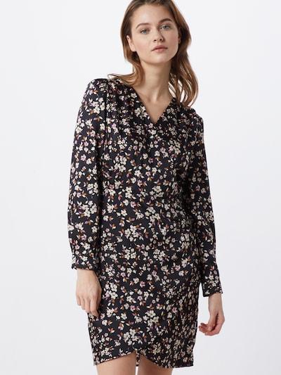 Morgan Kleid in mischfarben, Modelansicht