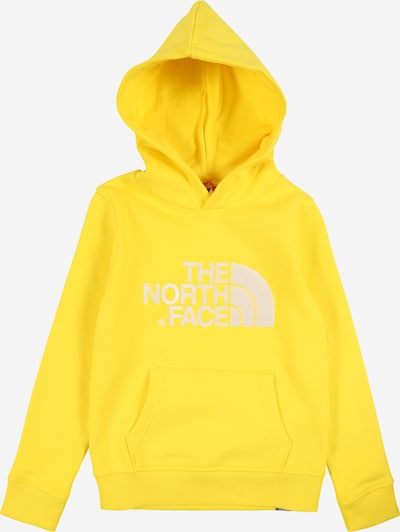 THE NORTH FACE Sweatshirt in gelb, Produktansicht