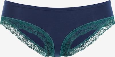 Chiloți 'Lace Band Panty' PALMERS pe albastru închis / petrol, Vizualizare produs