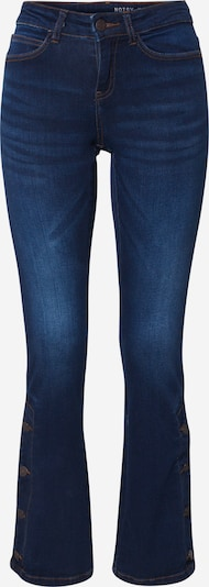 Noisy may Jeans 'NMMARLI NW BOOTCUT BUTTON' in blue denim, Produktansicht