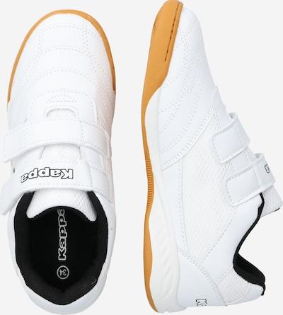 KAPPA Schuhe 'KICKOFF' in schwarz / weiß: Seitenansicht