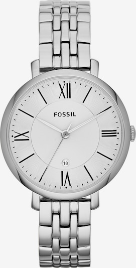 FOSSIL Armbanduhr 'JACQUELINE' in silber, Produktansicht