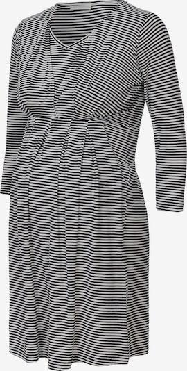JoJo Maman Bébé Kleid in schwarz / weiß, Produktansicht