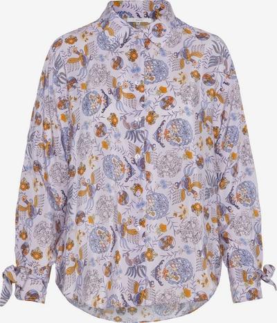 POSTYR Hemd in flieder / mischfarben, Produktansicht
